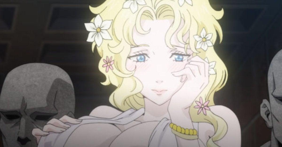 Record of Ragnarok Aphrodite Netflix Anime