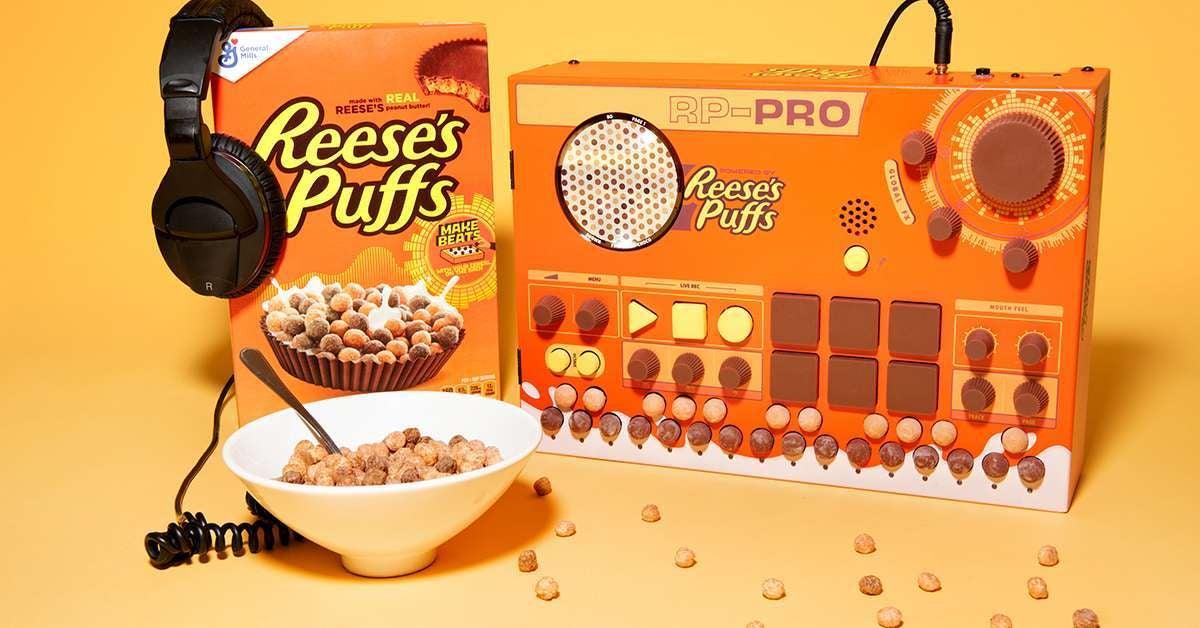 reeses puffs music box