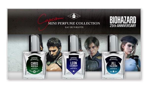 Resident Evil perfume