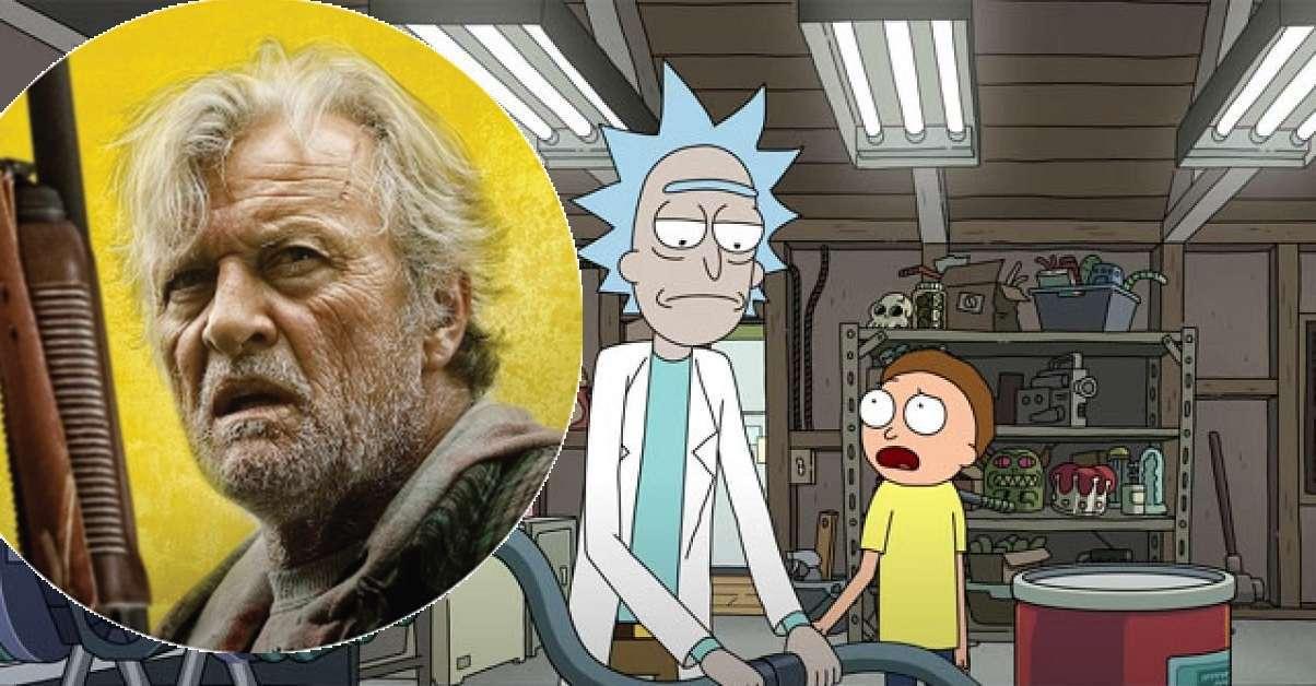 Rick And Morty Hobo With A Shotgun