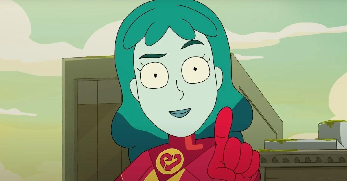 Rick and Morty Season 5 Alison Brie Planetina Voice Actor Captain Planet Parody