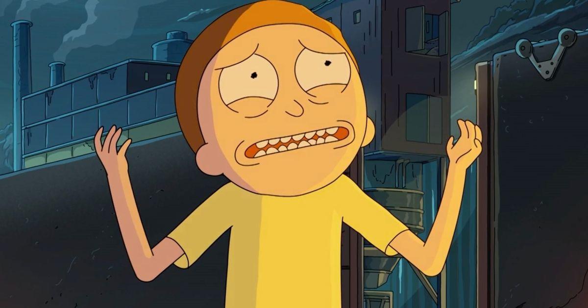 Rick et Morty Saison 5 Épisode 3 Morty Adult Swim