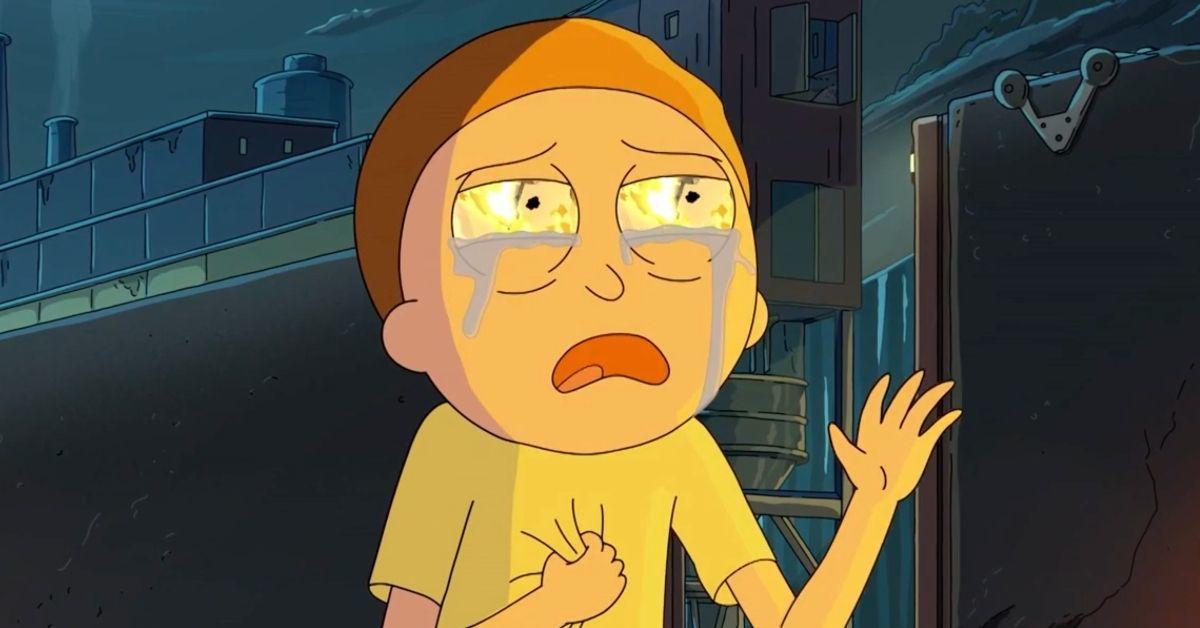 Rick and Morty Season 5 Episode 3 Morty Planetina Break Up
