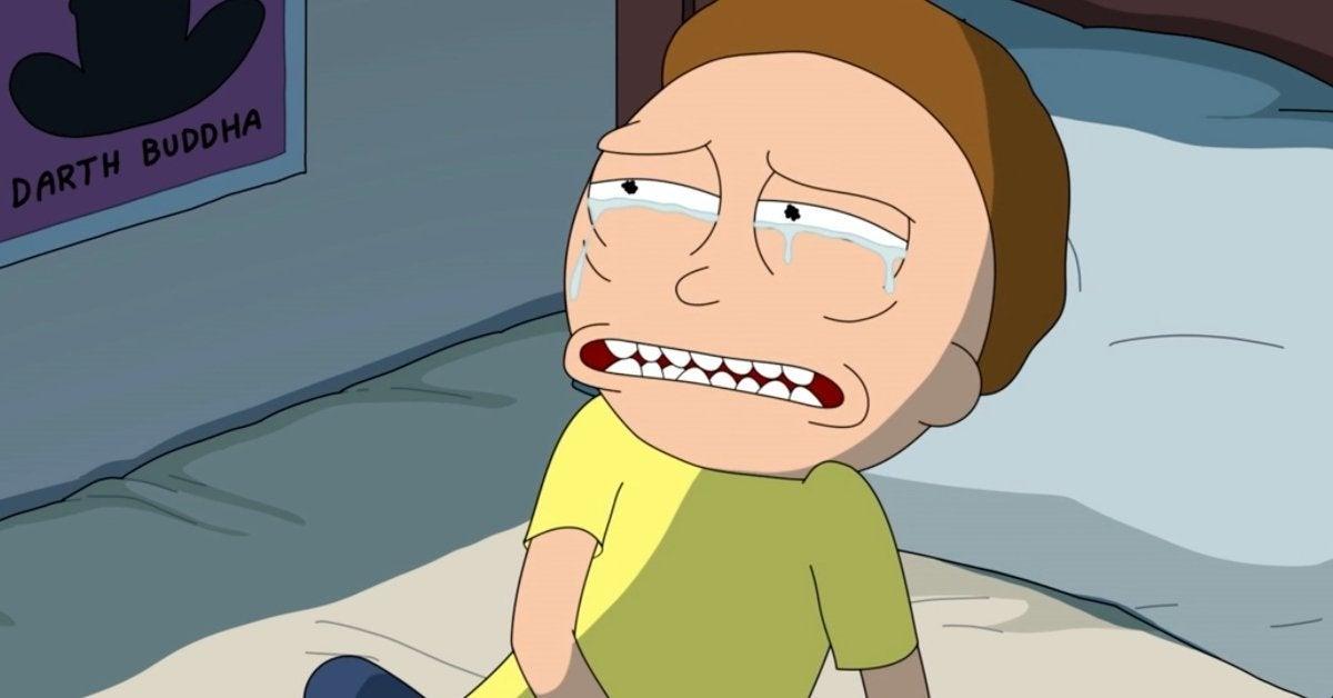 Rick and Morty Season 5 Episode 3 Sad