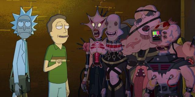 Rick and Morty Season 5 Episode 5 Adult Swim