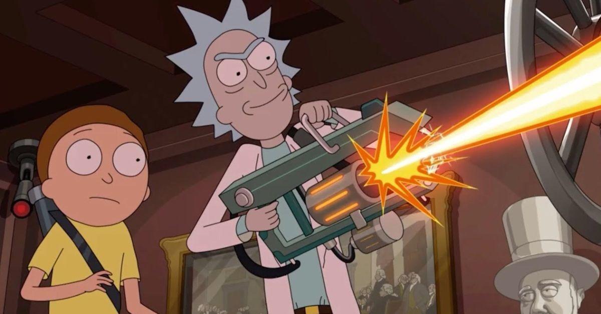 Rick and Morty Season 5 Episode 6 Adult Swim