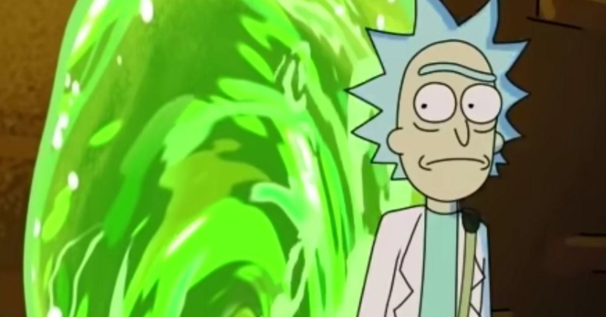 Rick and Morty Season 5 Portal Gun Missing Theory Debunked