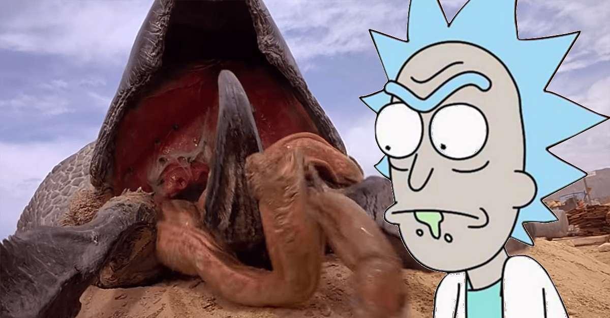 Rick And Morty Tremors