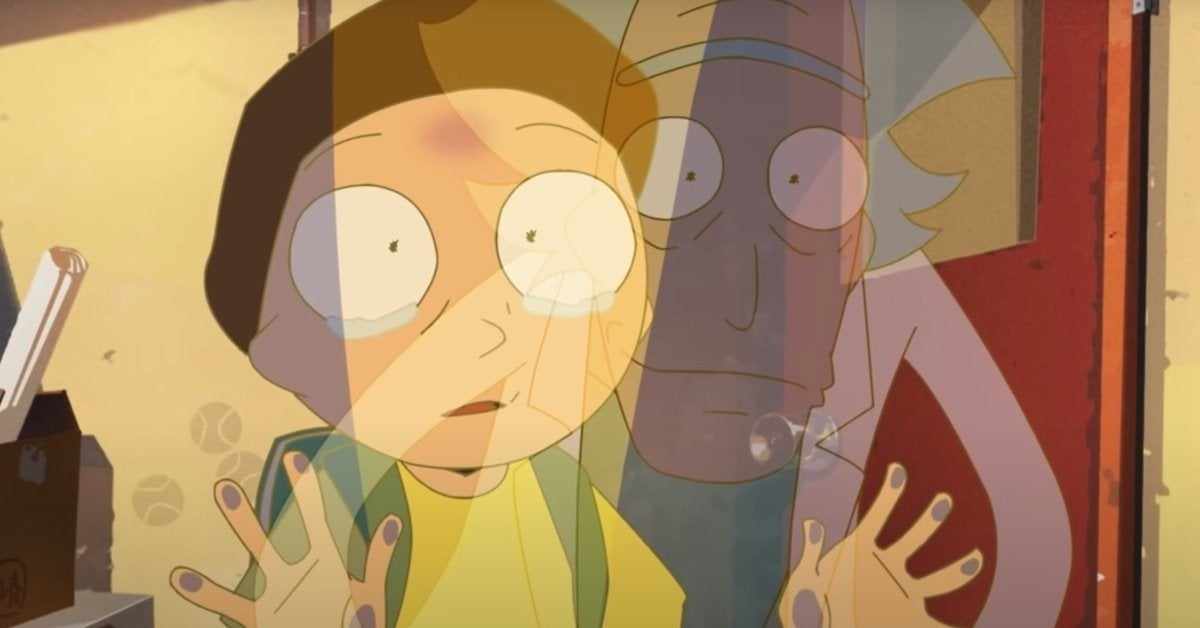 Rick and Morty vs Genocider Anime Short Adult Swim