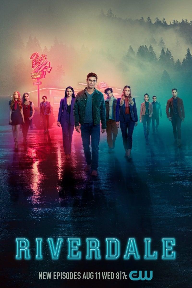 riverdale season 5 return poster