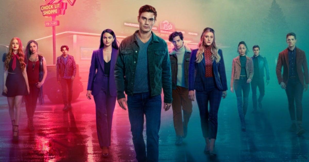 riverdale season 5 return poster header