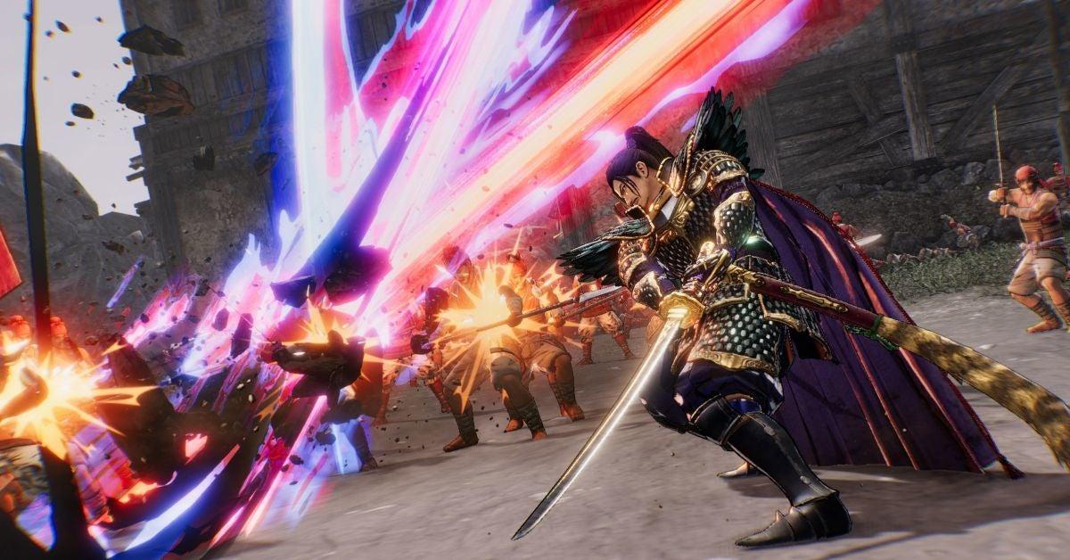 Samurai Warriors 5 Nobunaga Oda