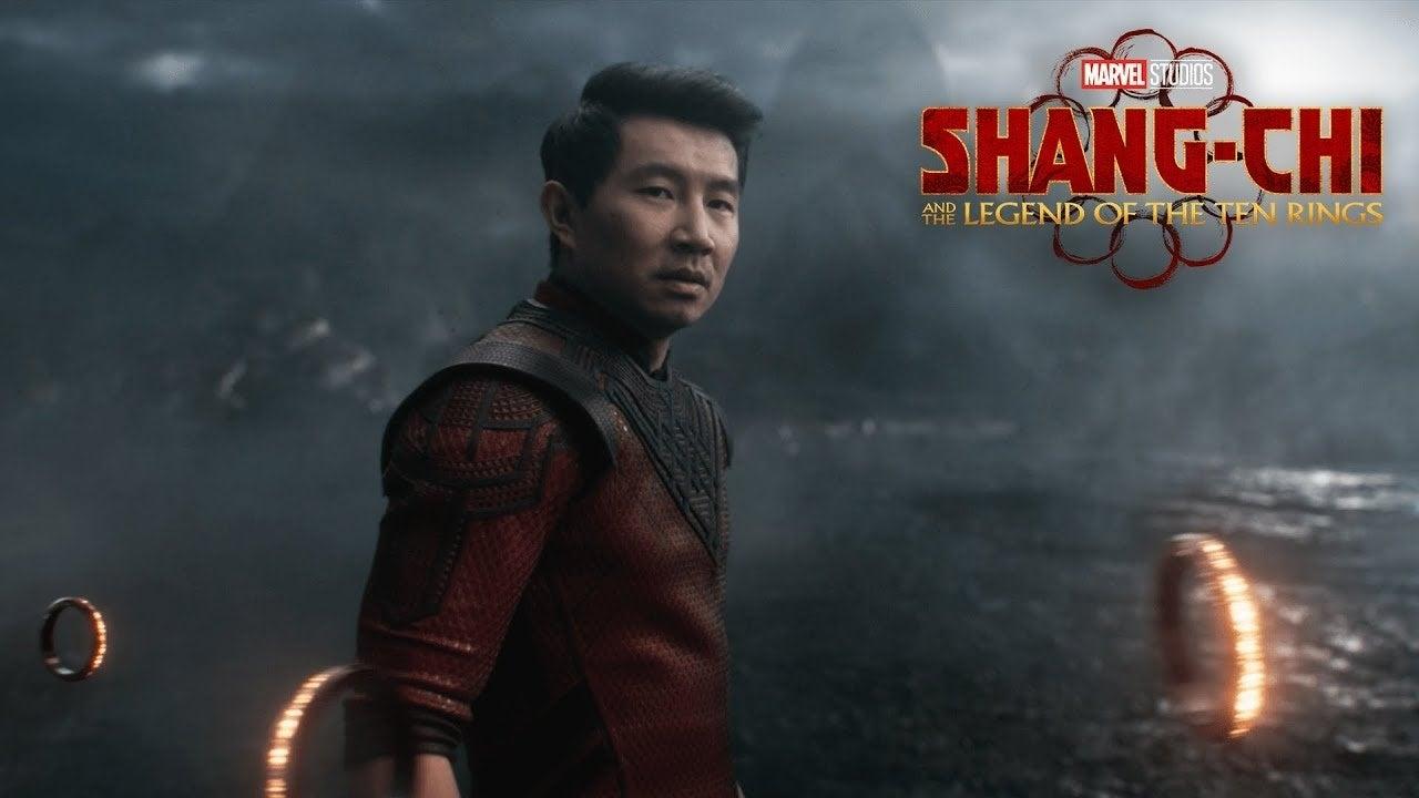shang chi marvel teaser