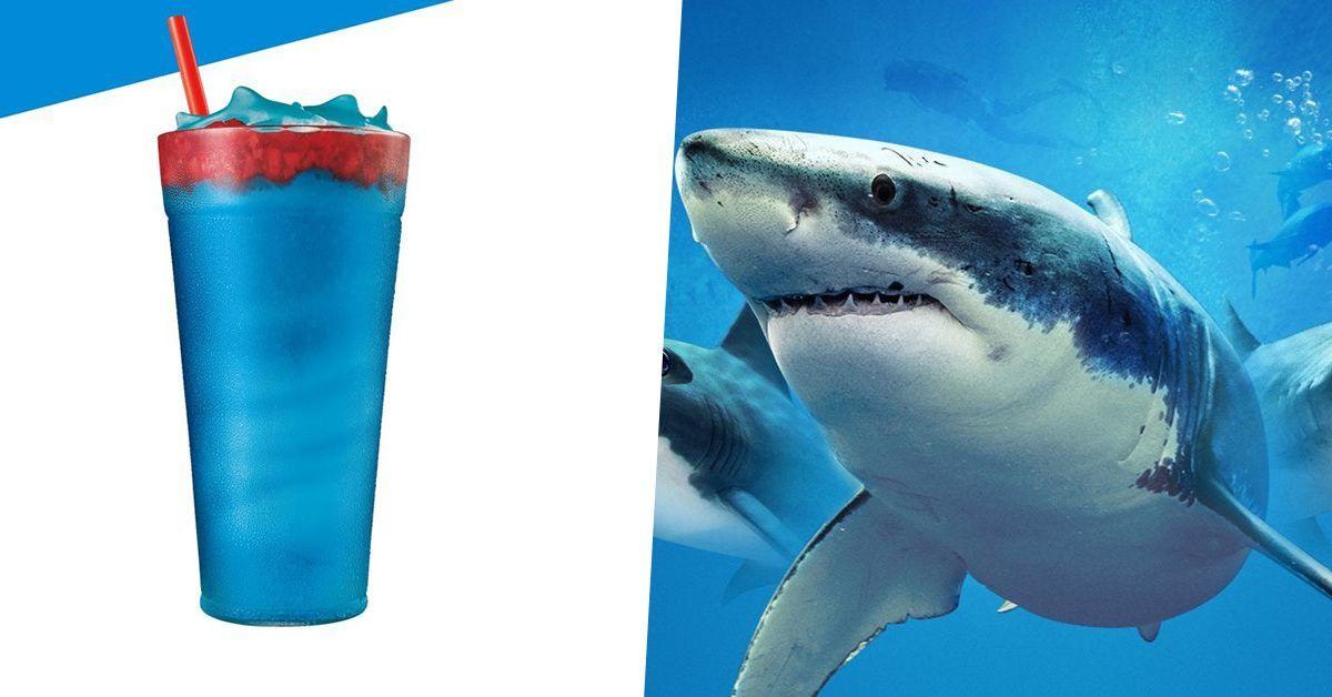 shark week slush