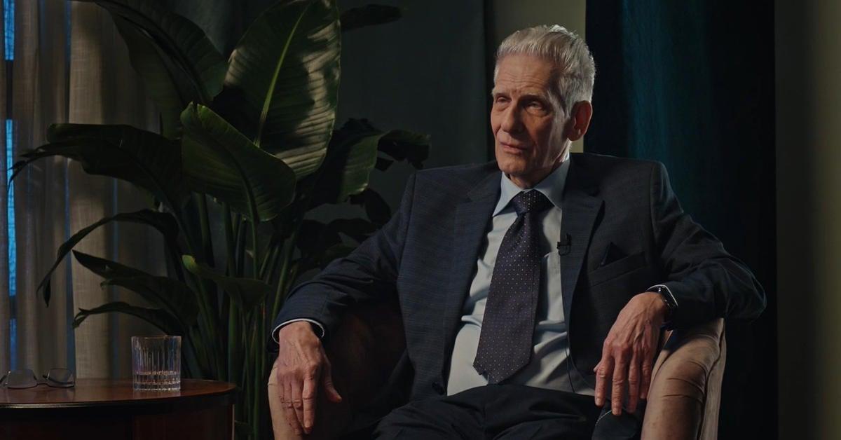 Shudder's Slasher: Flesh & Blood - David Cronenberg Featurette