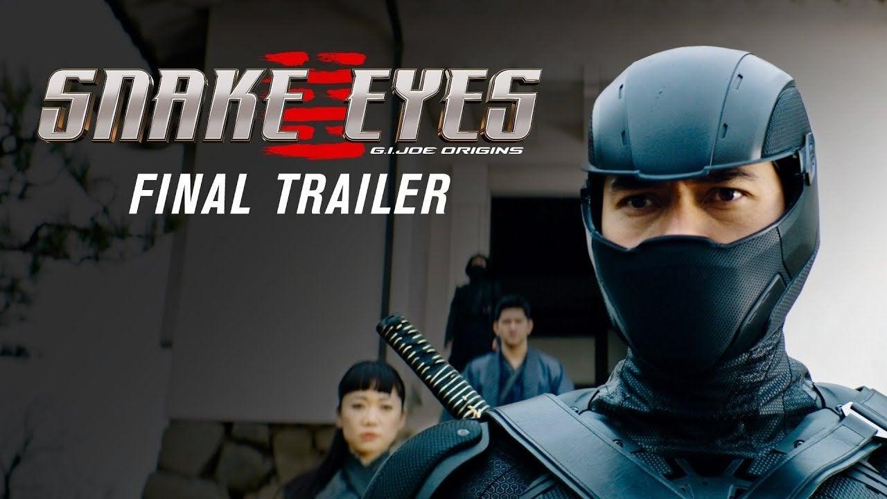 snake eys final trailer