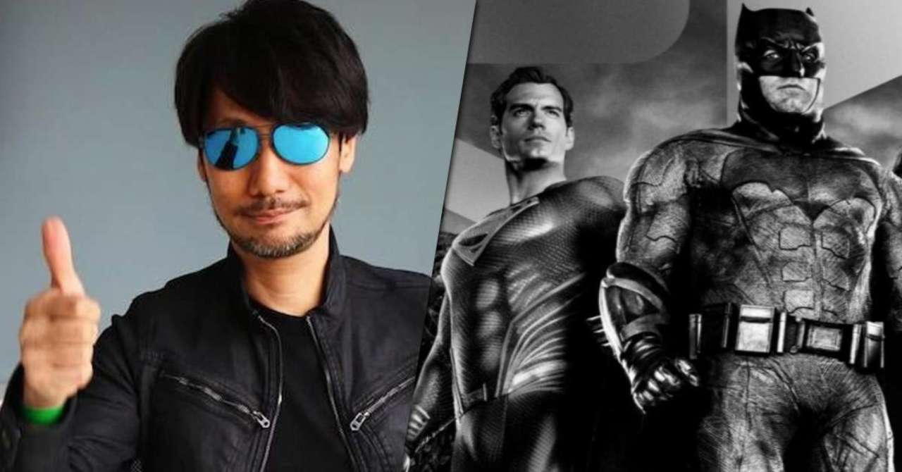 Hideo Kojima; SnyderVerso; Liga da Justiça de Zack Snyder