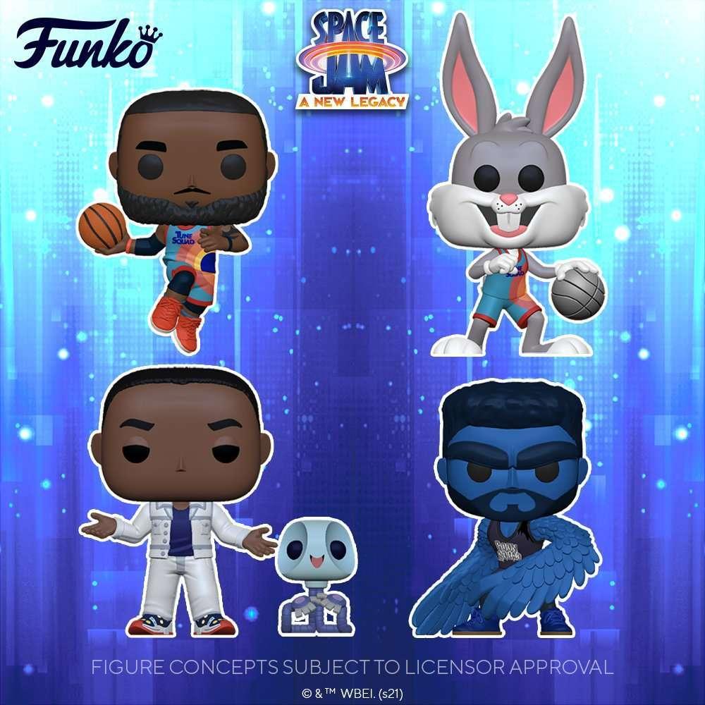 space-jam-2-funko-pops