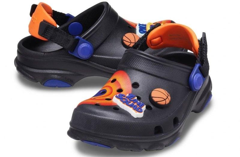 space jam crocs 1