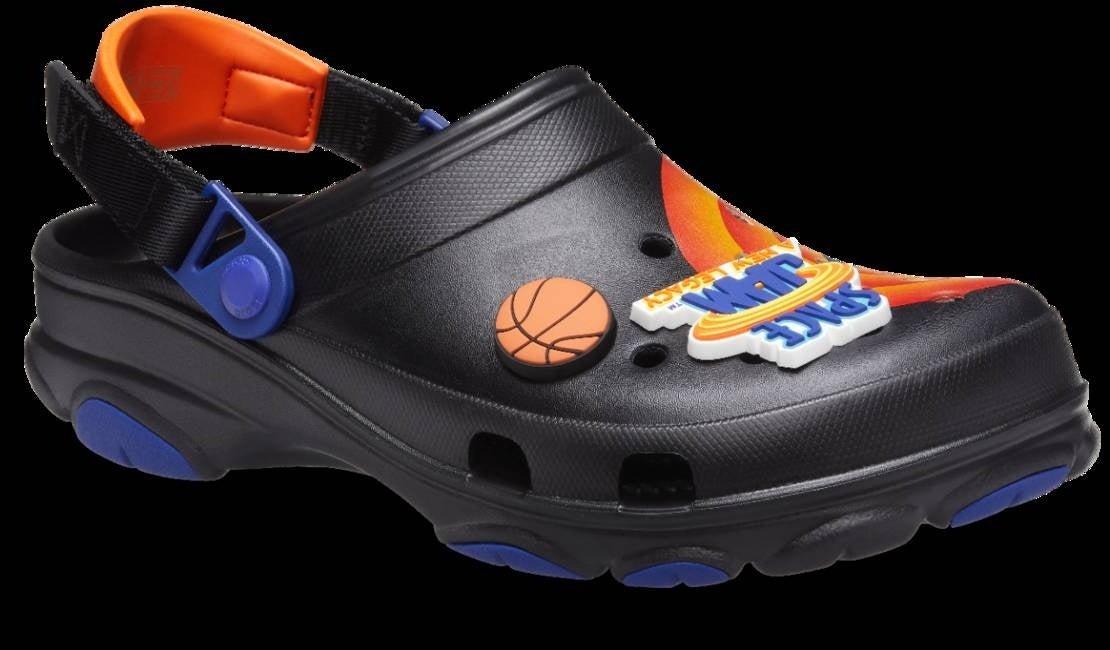 space jam crocs