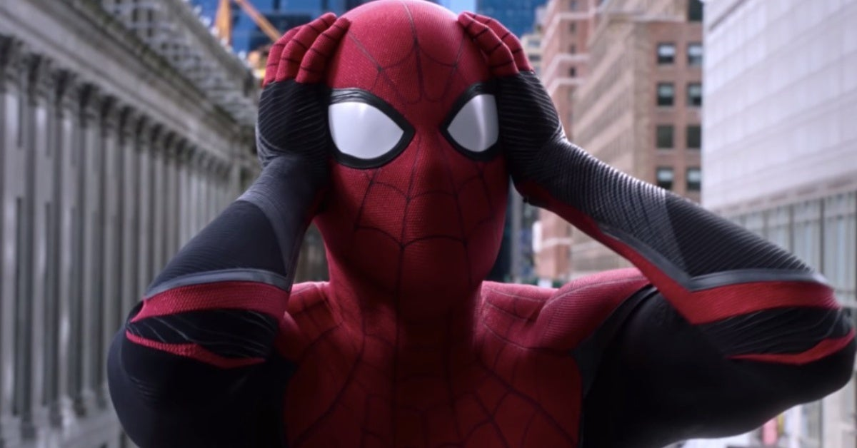 spider man far from home ending