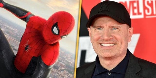 Spider-Man Marvel Studios Kevin Feige COMICBOOKCOM