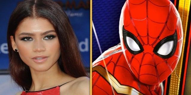Spider-Man No Way Home Zendaya