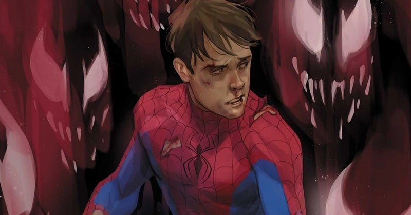spider man spider's shadow