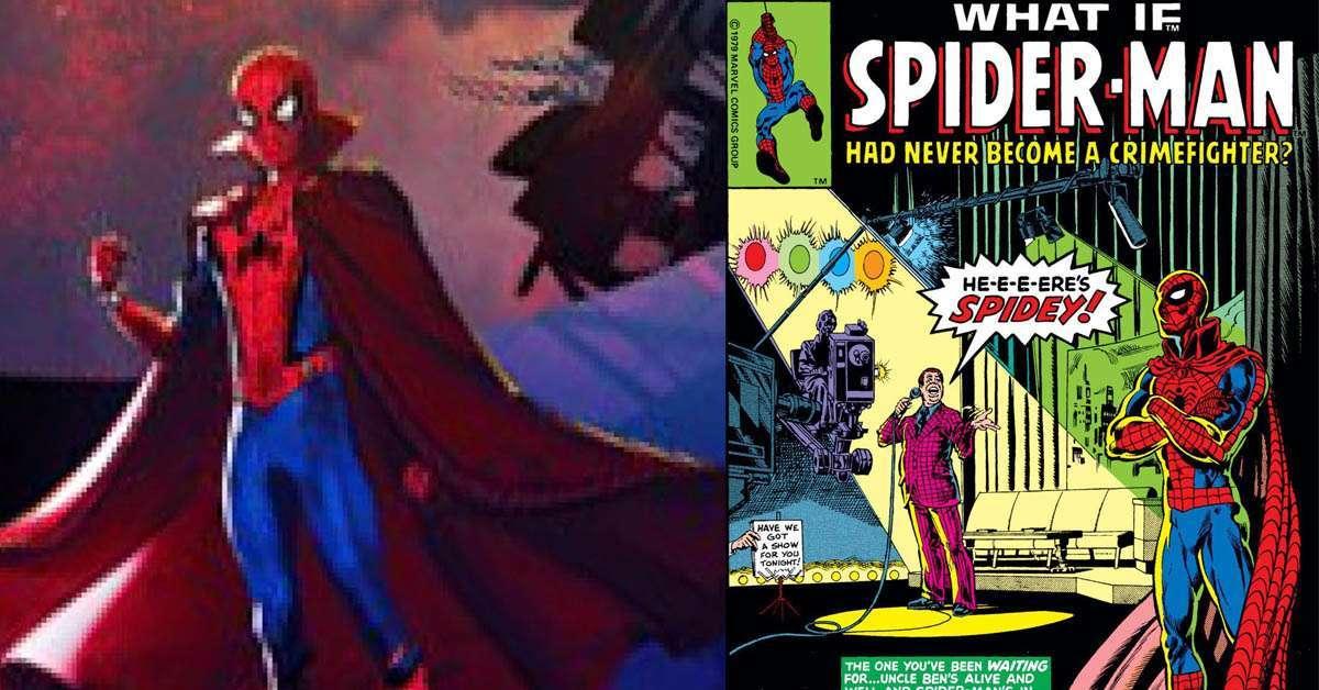 spiderman what if crimefighter