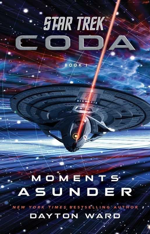 Star Trek Coda Moments Asunder