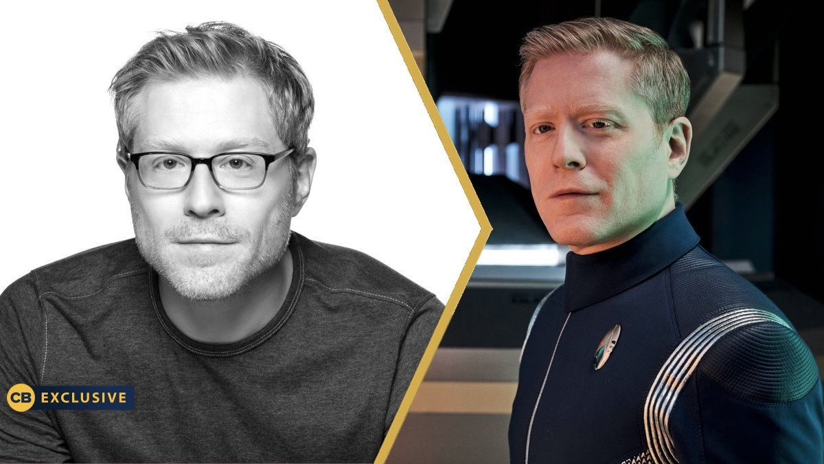 Star Trek Discovery Anthony Rapp Interview