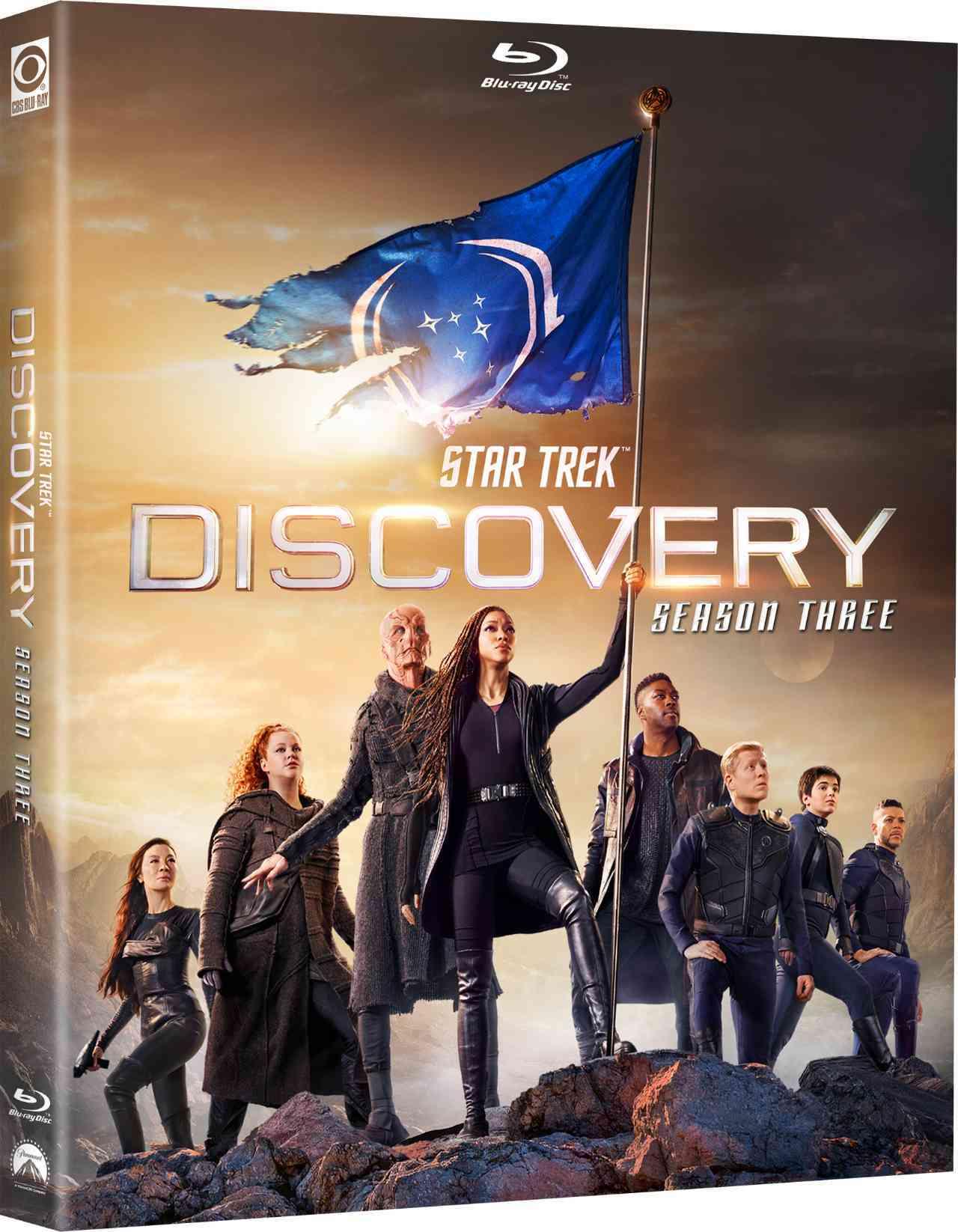 Star Trek Discovery S3_3D Blu-ray