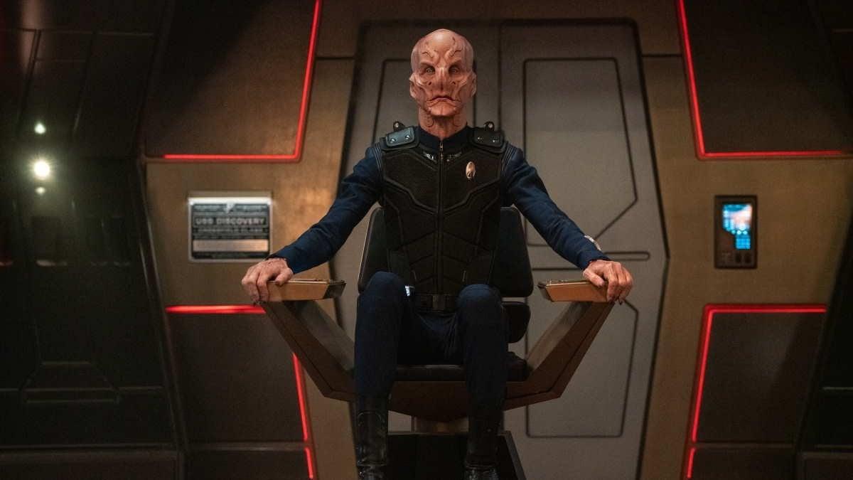 Star Trek Discovery Season 3 Deleted Season Su Kal Burnham Saru