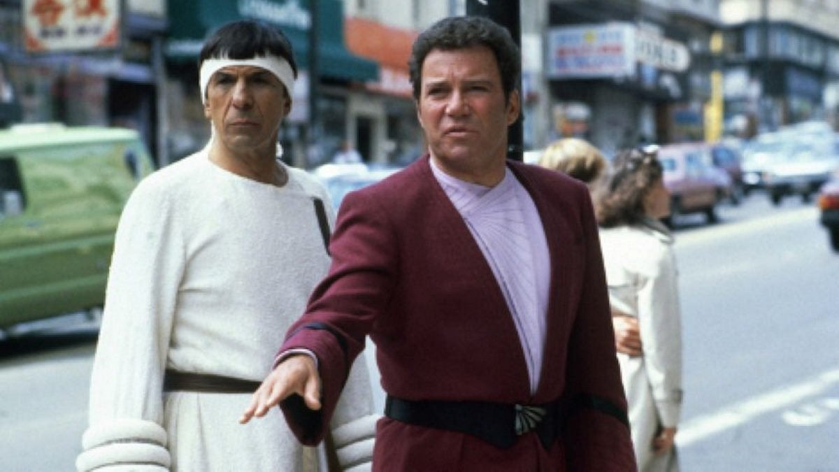 Star Trek IV The Voyage Home 4k Re Releases Theaters