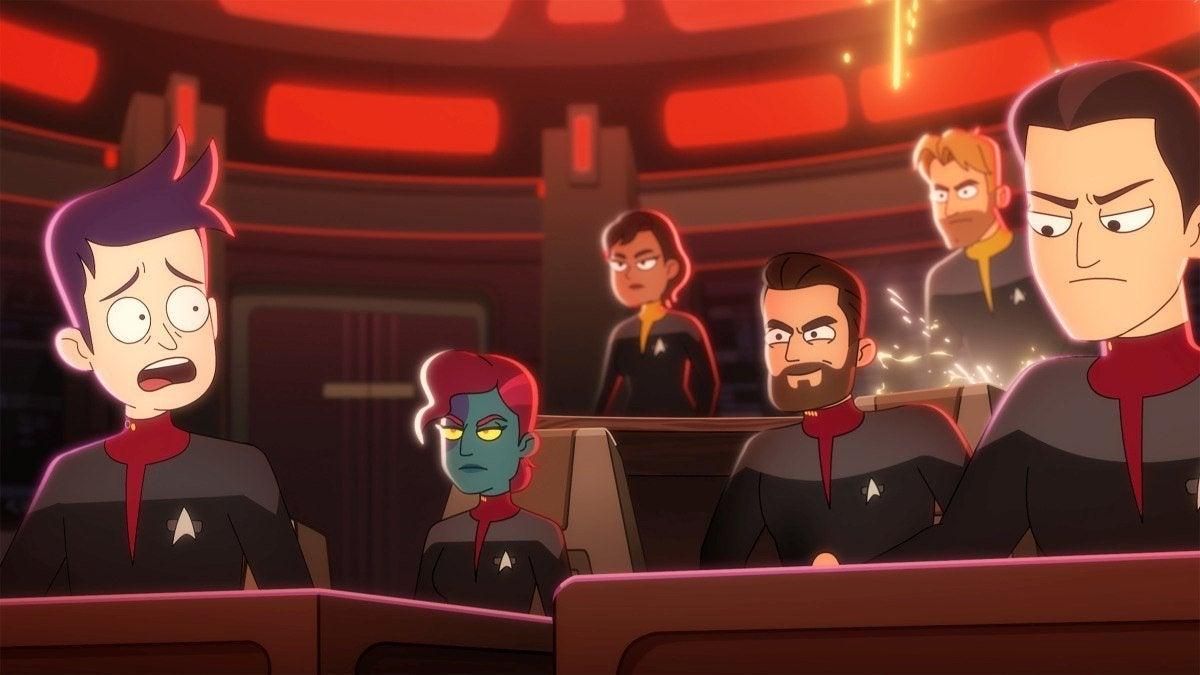 Star Trek Lower Decks Season 2 009