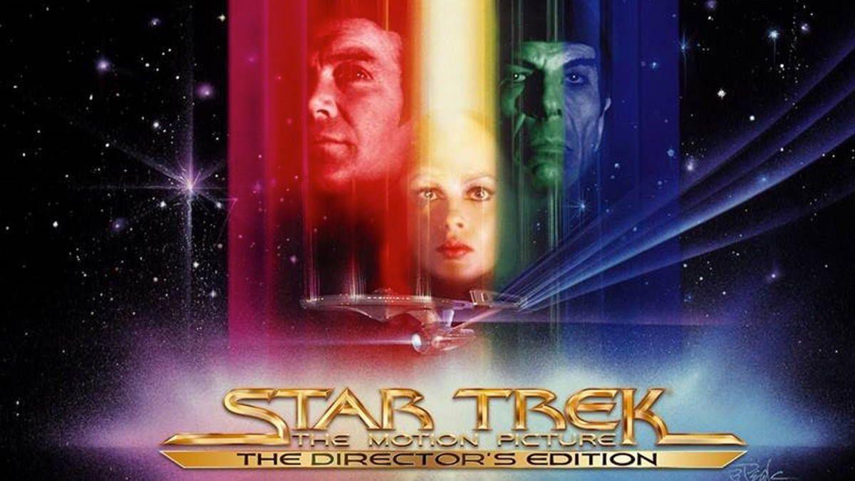 Star Trek Motion Picture Directors Cut Edition 4k Restoration