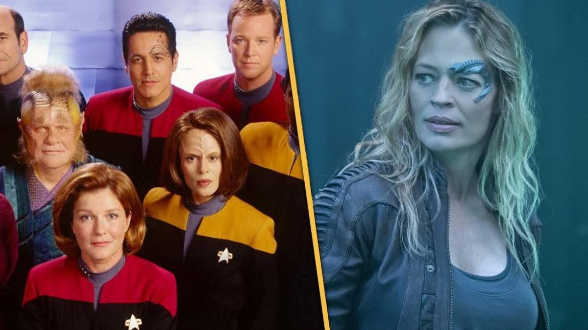 Star Trek Picard Voyager