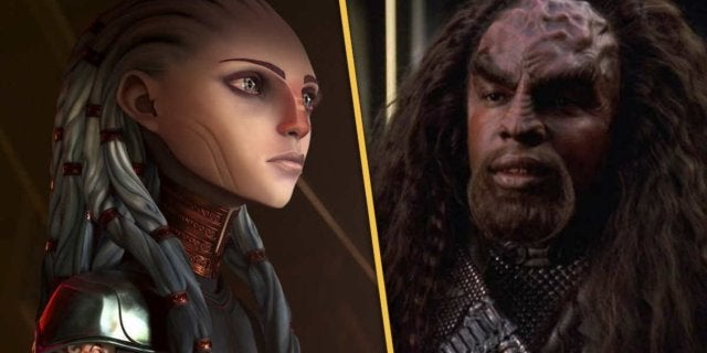Star Trek Prodigy Klingons