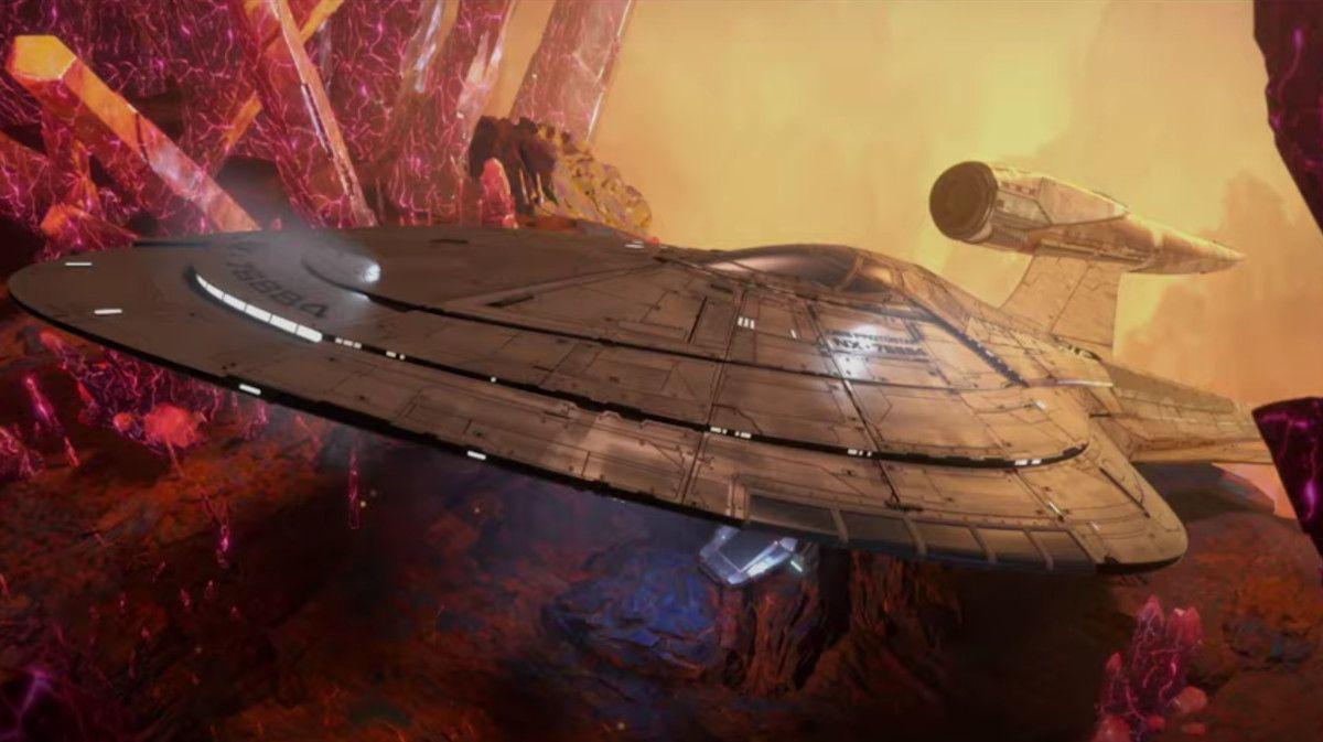 Star Trek Prodigy Trailer