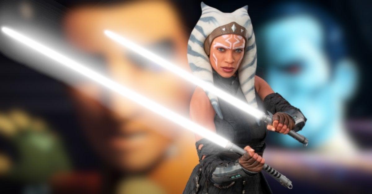 Star Wars Ahsoka Series Ezra Thrawn Casting Rumor