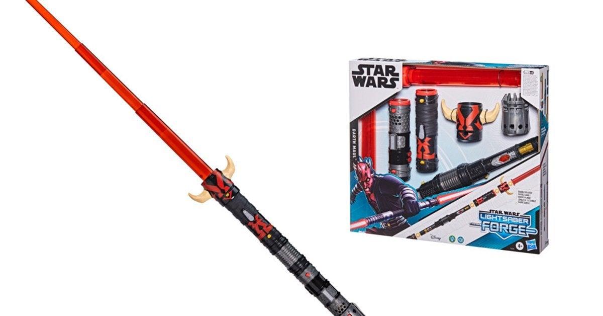 star wars hasbro lightsaber forge header