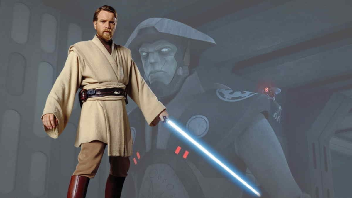 Star Wars Obi-Wan Kenobi Fifth Brother Inquisitor