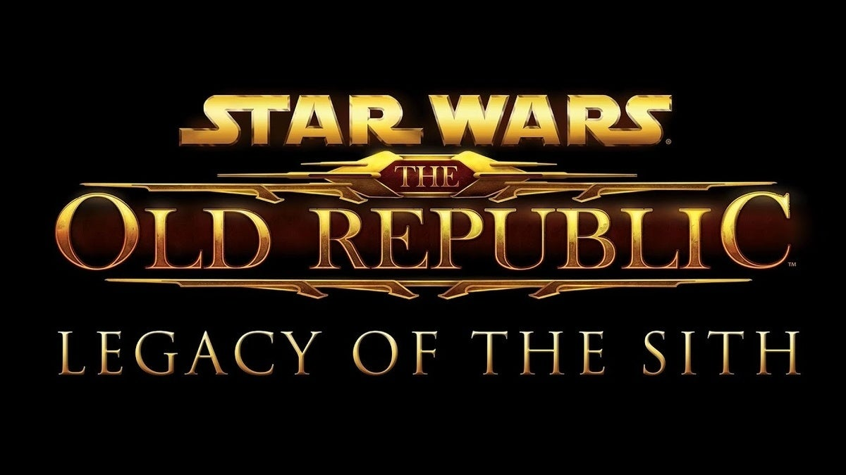 Star Wars The Old Republic Legacy of the Sith