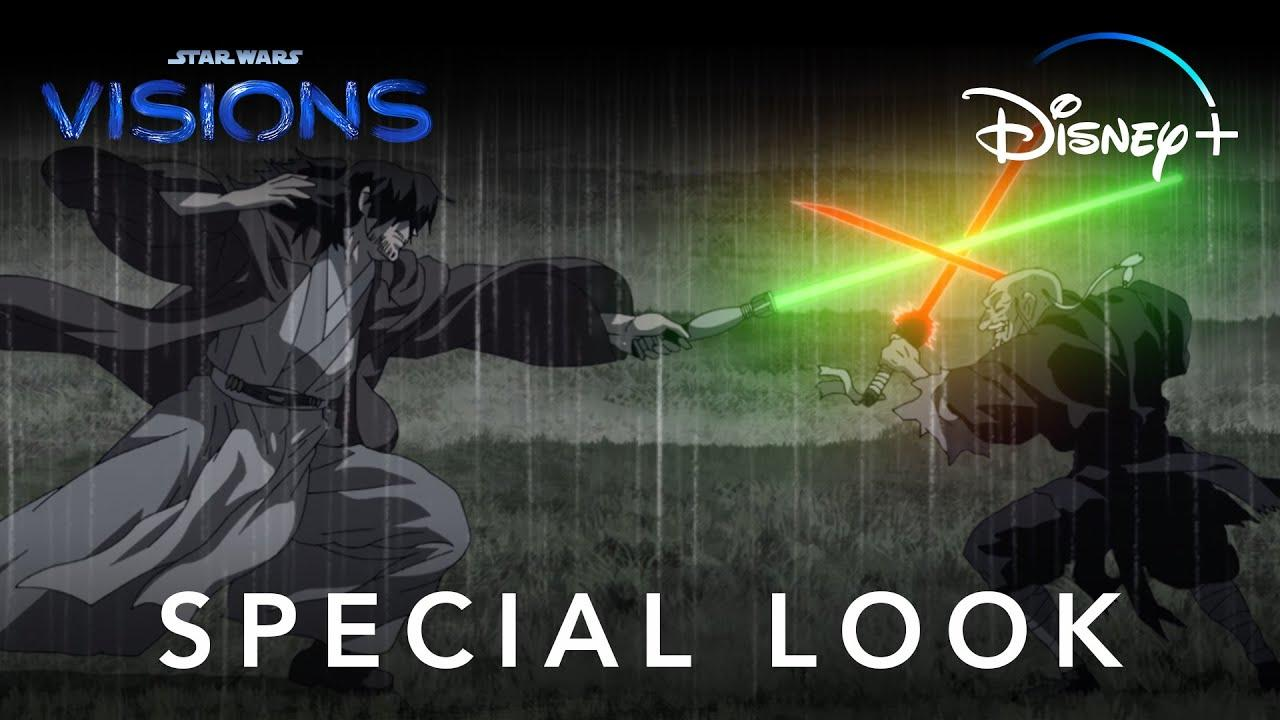Star Wars: Visions - Special Look