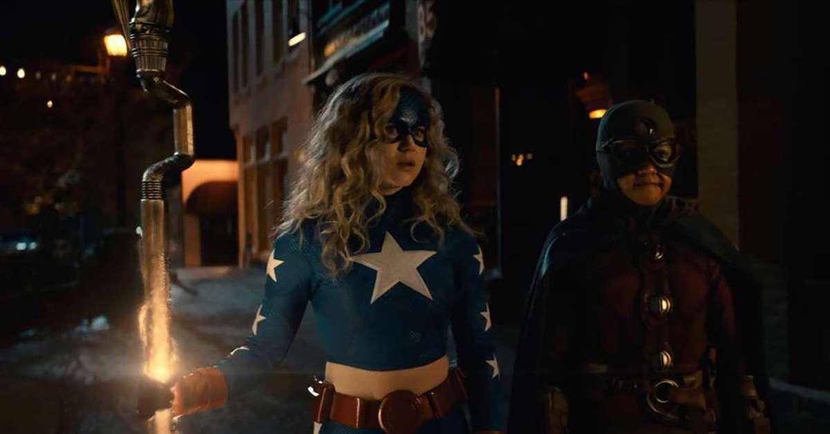 stargirl season 2 heroes