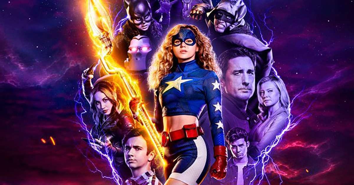 stargirl season 2 poster