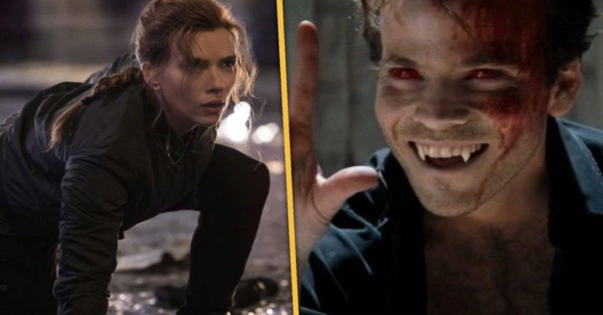 Stephen Dorff Scarlett Johansson Black Widow
