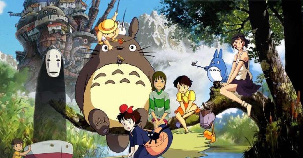 Studio Ghibli Poll