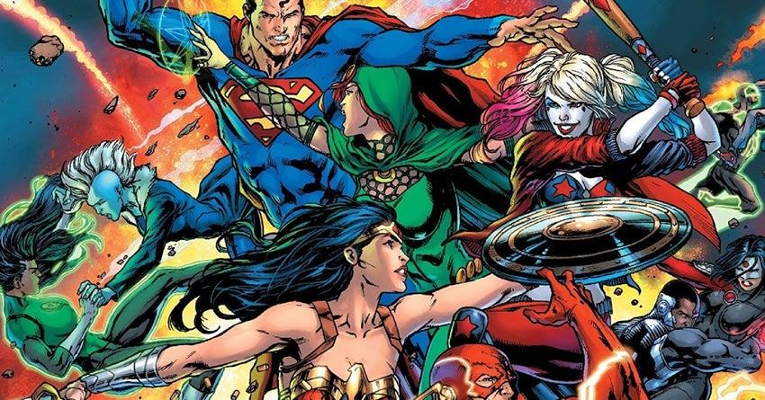 suicide squad comics justice league vs suicide squad