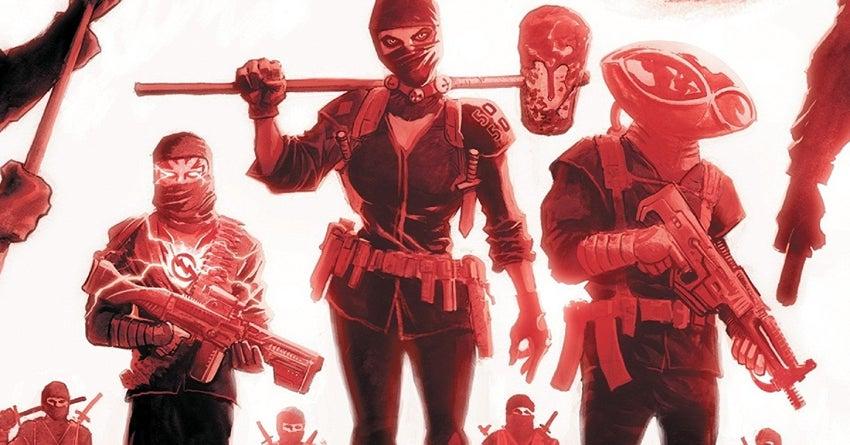 suicide squad comics monsters